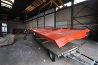 3. De wanden worden bij Helldörfer klaargemaakt voor transport
