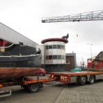 Pontje arriveert bij Helldörfer in Arnhem-1