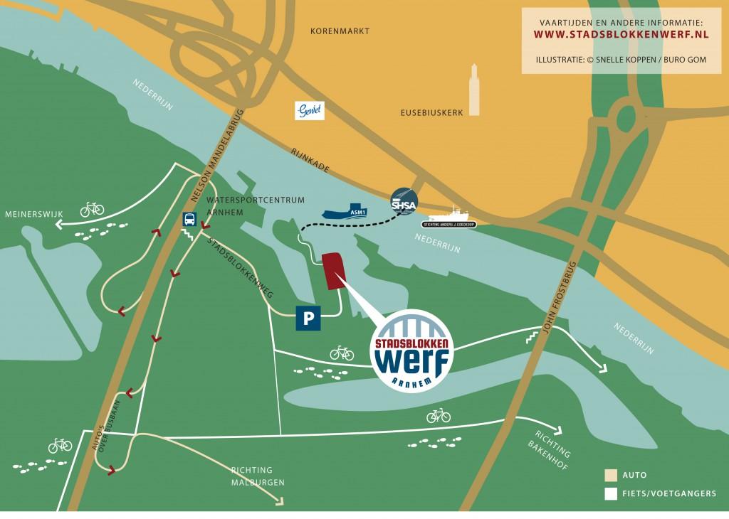 Stadsblokkenwerf-Arnhem-kaart