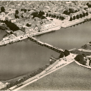 scheepsbrug ca 1930